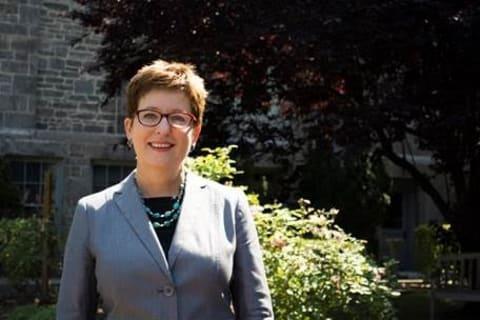 College of New Rochelle Names Danielle Wozniak New Dean Of School Of Arts