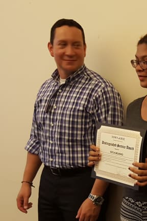Rye Internship Program Concludes With Awards