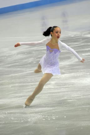 Redding Figure Skater Keeps Sights Set On College, Olympics