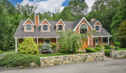 JUST LISTED: 45 Kings Court Chappaqua, NY 10514