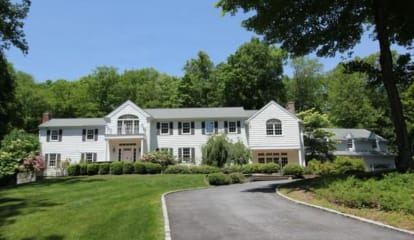 JUST LISTED: 92 LOST DISTRICT New Canaan, CT 06840