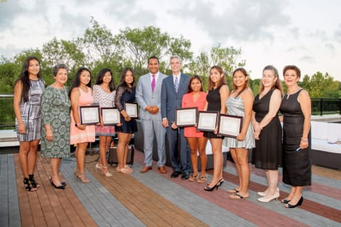 Cabanillas Awards Scholarships To White Plains HS Grads