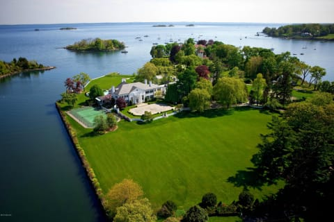 Trump's Former Greenwich Home On Market For $54 Million