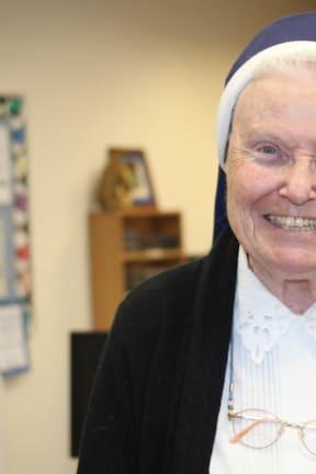Bedford's St. Patrick's School Honors Sister Kathleen Fitzgerald