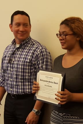 Rye Internship Program Concludes With Awards