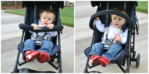 Trip by Inglesina: Luxury in an Umbrella Stroller 4 Daily Mom Parents Portal