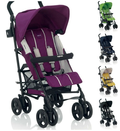 Trip by Inglesina: Luxury in an Umbrella Stroller 12 Daily Mom Parents Portal