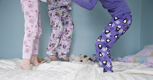 Is my child ready for a sleepover? 2 Daily Mom Parents Portal