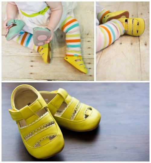 Baby's First Shoes: See Kai Run 3 Daily Mom Parents Portal