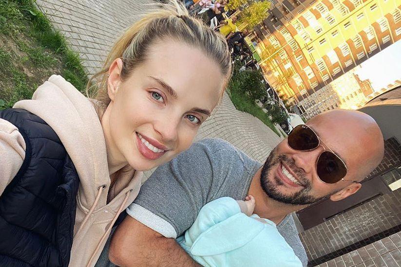 Андрей Черкасов подарил жене украшение за полмиллиона рублей