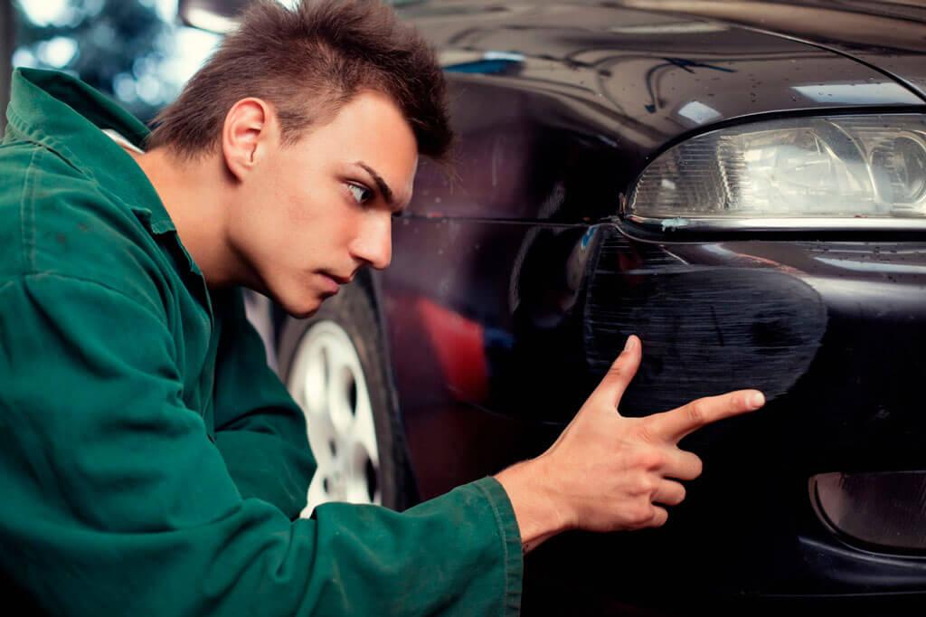Какие документы необходимы для страховой если машину повредили неизвестные во дворе