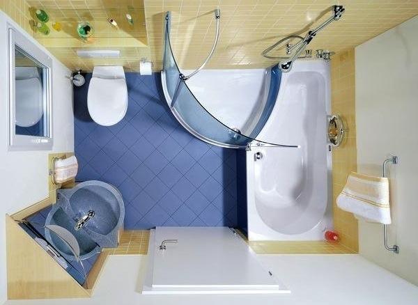 Перепланировка санузла или Как узаконить совмещение ванной и туалета