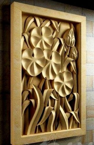 3d Relief Amp V Carving Solid Mountains