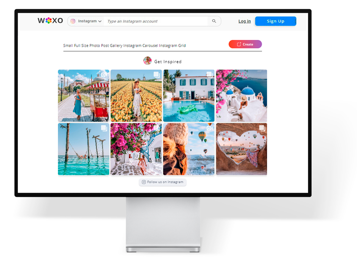 Woxo-Widgets_on_display