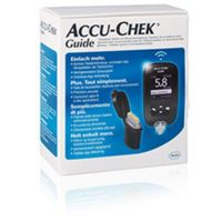 Image of Accu Check Guide Lecteur Glycémie Mg/Dl Kit - Accu-Chek