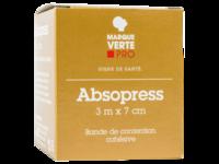 Image of Absopress Bande Contention Cohésive 3,5M X 10Cm – Chair - Santé Verte