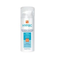 Hyfac Gel Nettoyant Dermatologique Visage et Corps 150 Ml - Hyfac