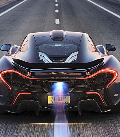 The McLaren P1 - Daledon