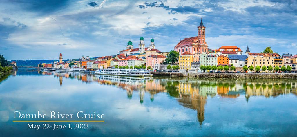 Danube River Tour graphic