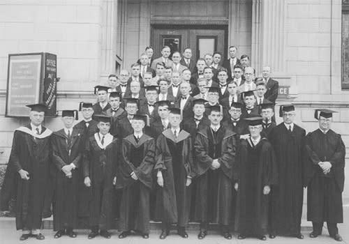 Historical graduating class