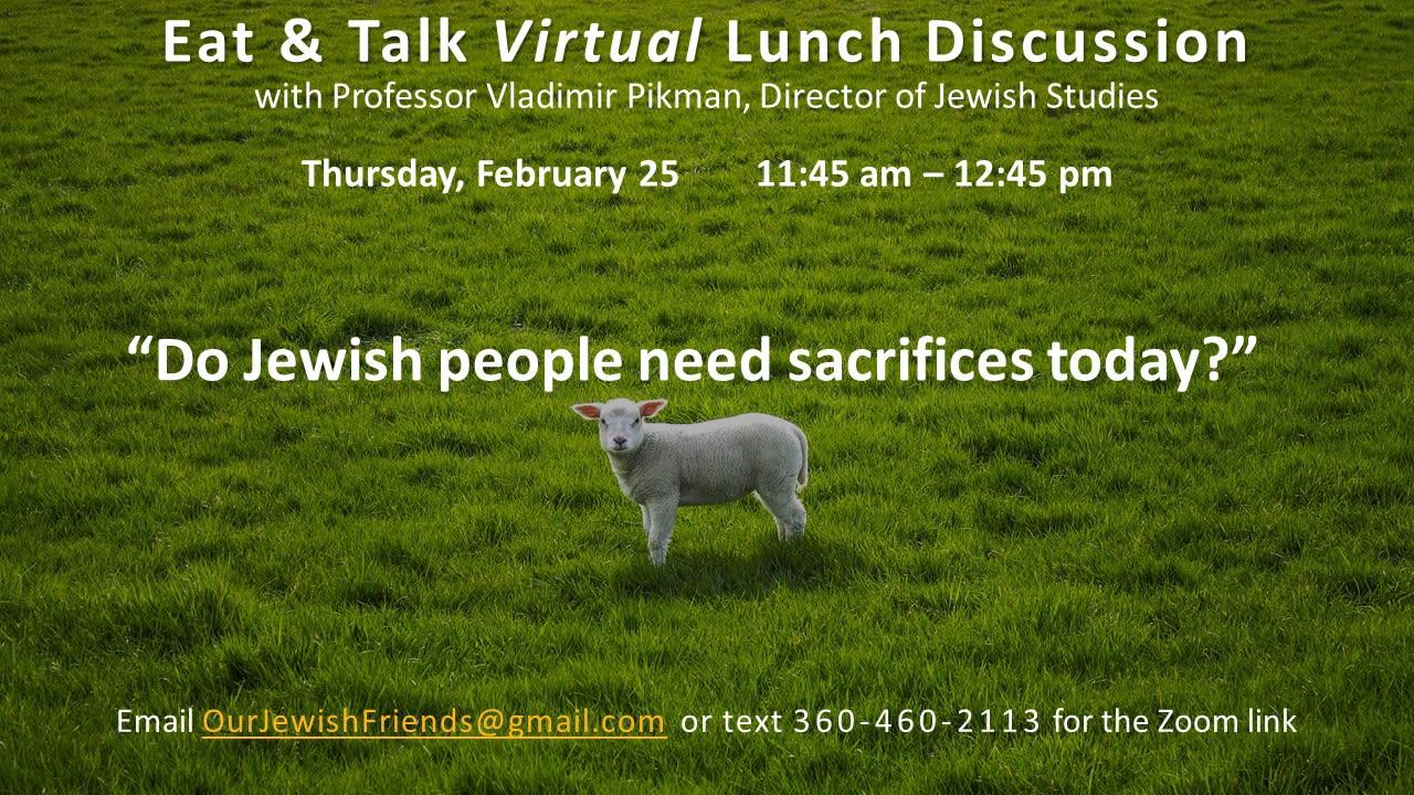 2021.02.25 Jewish Studies