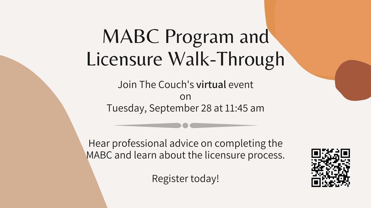 2021.09.28 MABC Walk Through