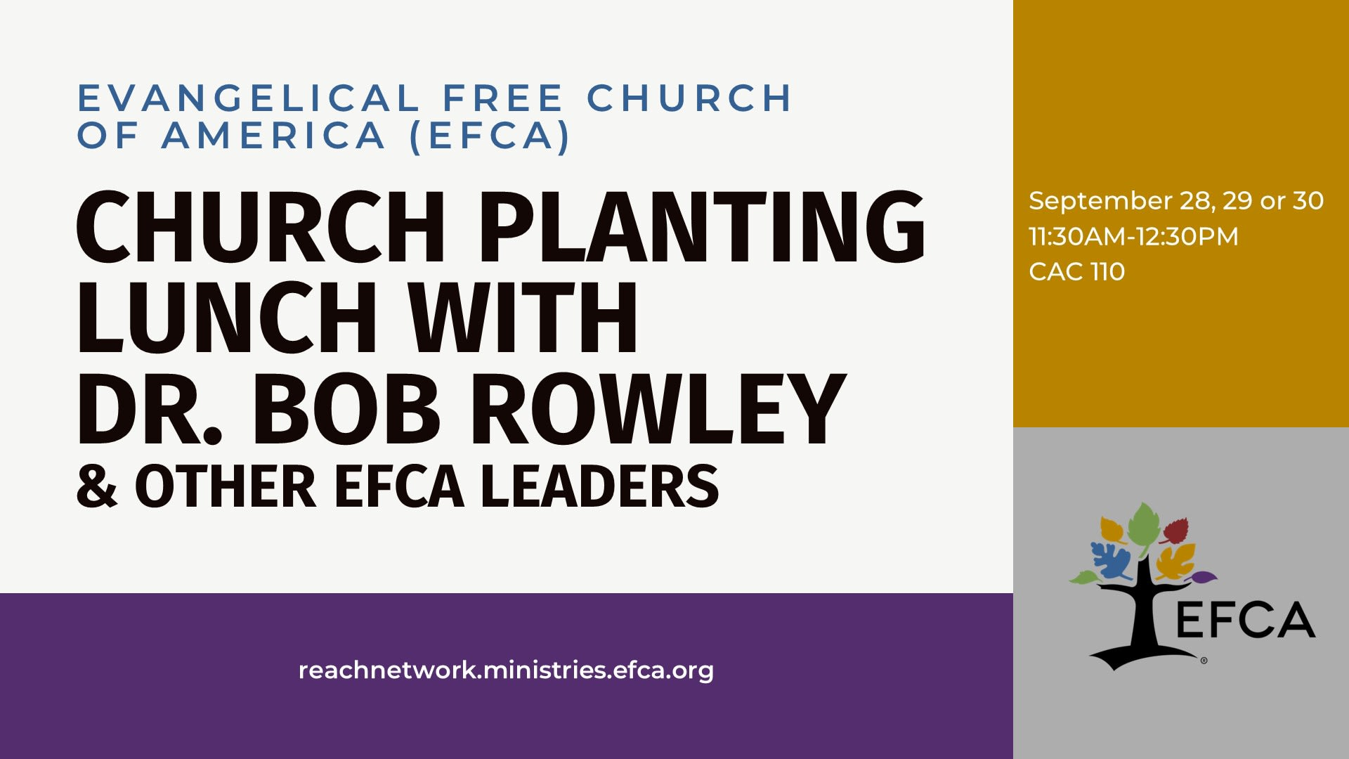 2021.09.30 Church Planting Lunch