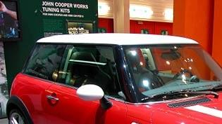 MINI Cooper S Works R53 JCW Tuning Kit Geneva Motor Show