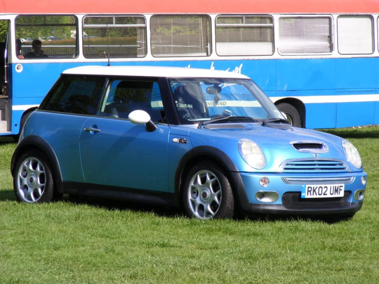 MINI R53 Cooper S at Himley Hall MINI show 2019