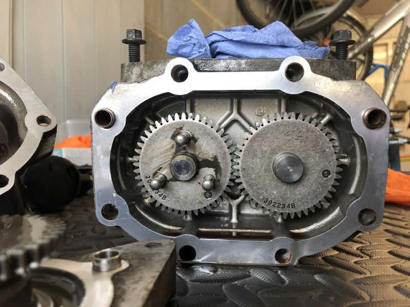 MINI Cooper S R53 SuperCharger Inspection Cogs