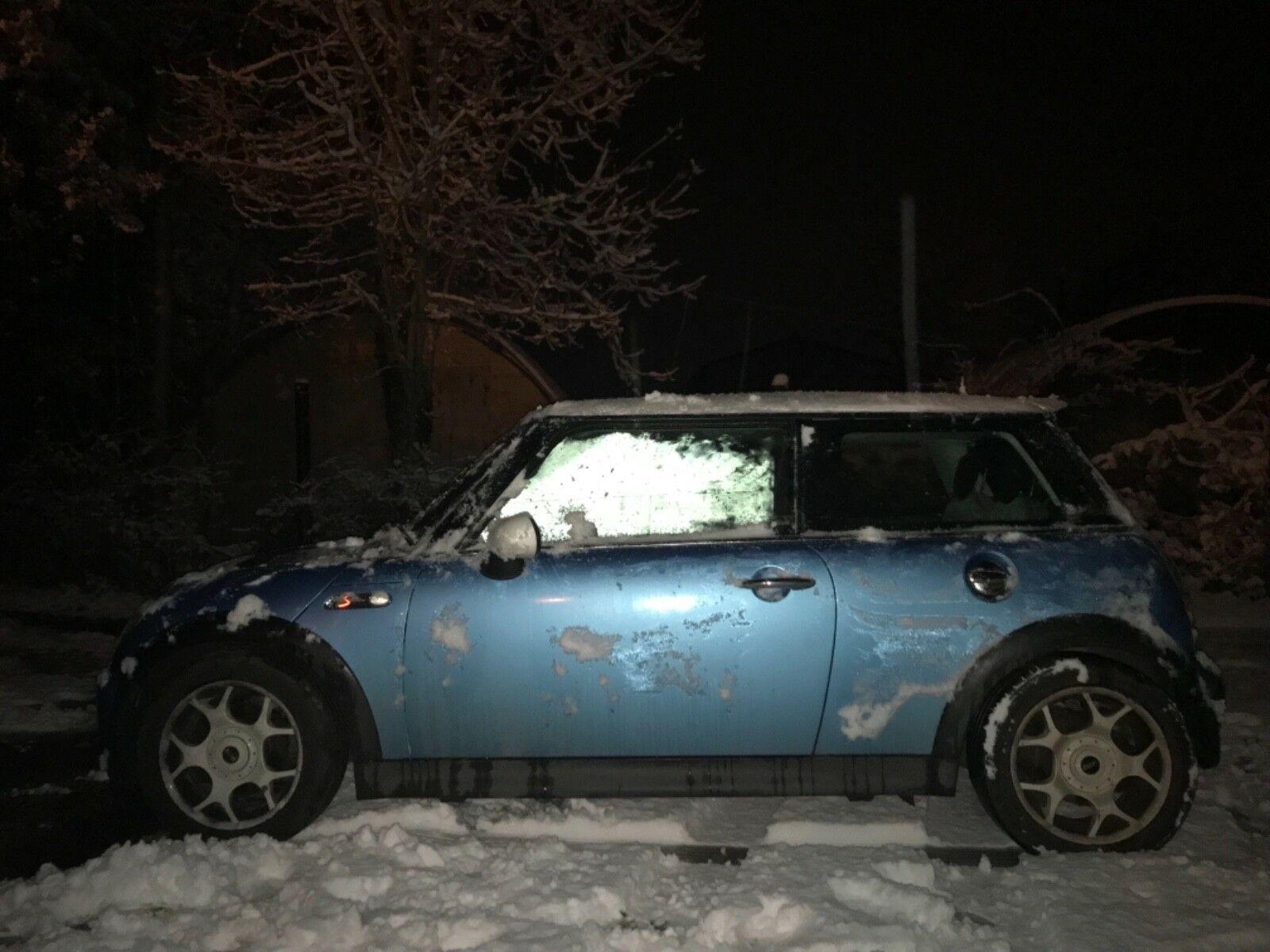 Photo of Electric Y Reg BMW MINI Cooper S R50 Registration Number RK02UYM image 1