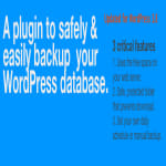 WordPress Plugin DBC-Backup-2 banner