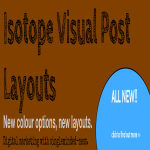 Istope Visual Layouts