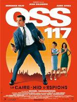 affiche OSS 117