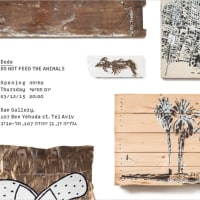 Dede | Do Not Feed the Animals - Art Exhibition in Dan Gallery