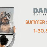 SUMMER SALE  - Art Exhibition in Dan Gallery