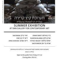 Summer exhibition תערוכת קיץ קרירה - Art Exhibition in Dan Gallery