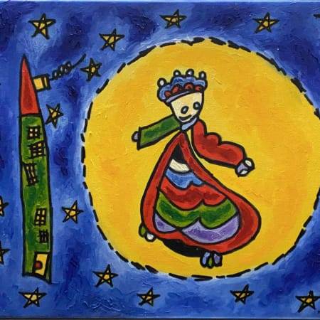 Little Prince by MEIR PICHHADZE  [2000]
