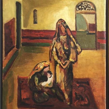 Batsheva by Itzhak Frenkel-Frenel [1960]