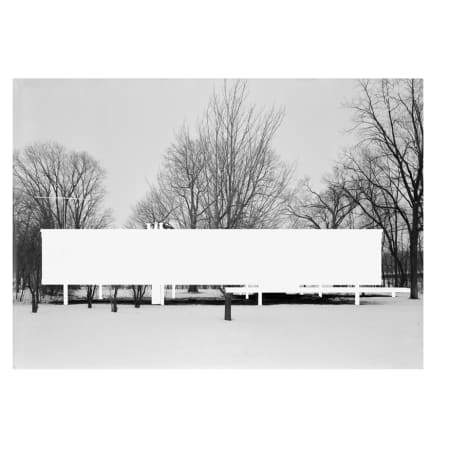 Missing Mies (triptyich) by YAIR BARAK [2011]