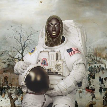 Astronaut by Igor Skaletsky [2016]