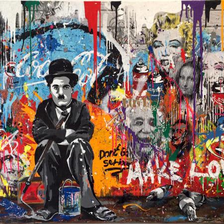 Charlie Chaplin by Yuvi [2018]