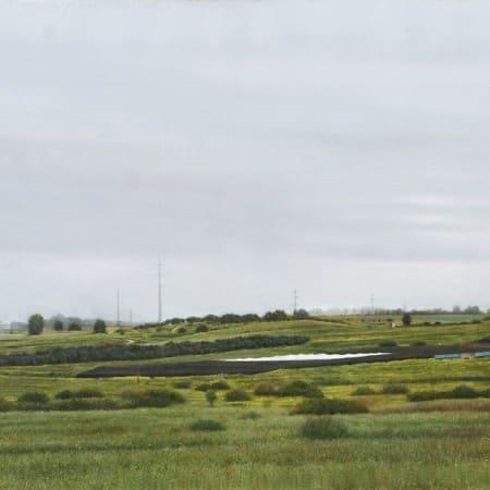 Israeli Landscape by NATAN PERNICK [2013]