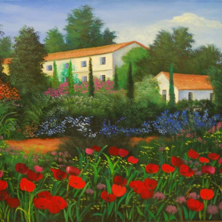 Kibbutz by Heddy Kun [1990]