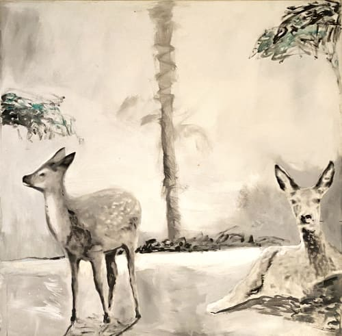 Moose by Yehuda Porbuchrai  [2008]