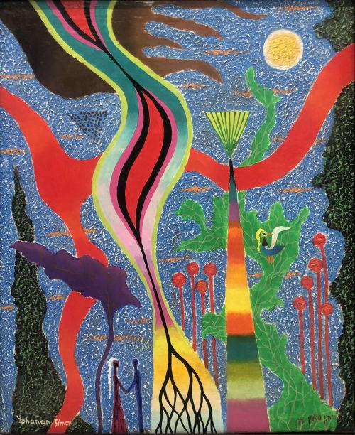 Brazil by Yohanan Simon [1976]