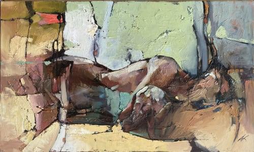 Woman by Aron Kravits [2012]
