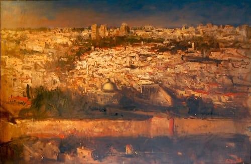 Jerusalem by KIM TKATCH [2000]