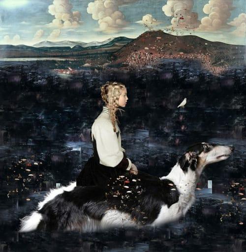 Alice wanders by Igor Skaletsky [2016]