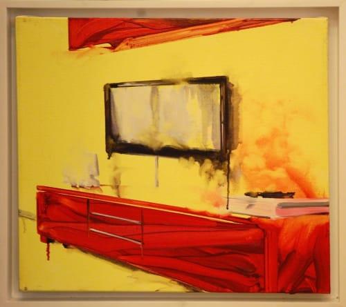 Indoors by RAN BARLEV [2012]